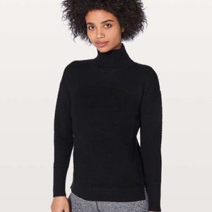 Lululemon Warm & Restore Sweater
